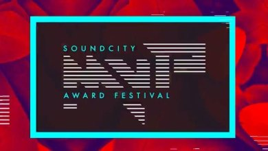 Full list of winners at the Soundcity MVP Awards