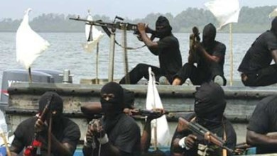 Pirates abduct six Russian sailors off the coast of Benin Republic
