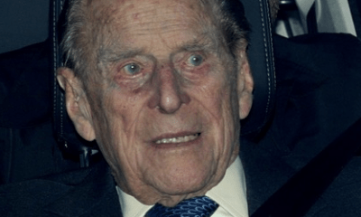 Prince Philip involved in a car crash in Sandringham (photos)