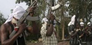 Gunmen attack Police station in Ebonyi