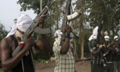 Teachers students kidnapped in Zamfara