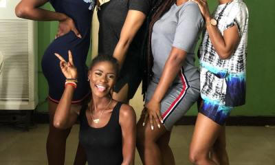 BamBam, Alex, Vandora, Anto And Khloe slay in new photo