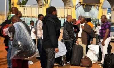 Ghana tortures, deports of 723 Nigerians