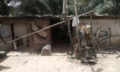 Man stabs mother in Nassarawa