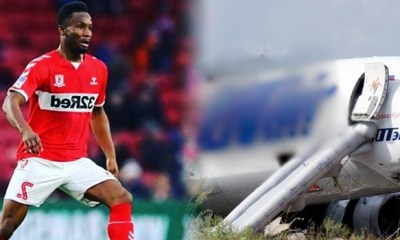 Mikel Obi escapes plane crash
