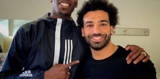 Pogba and Salah