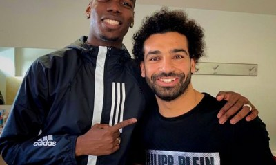 Pogba and Salah