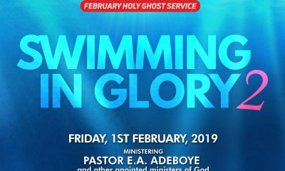 RCCG Holy Ghost Service February 2019 Live Broadcast