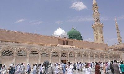 6-year-old boy beheaded in Saudi Arabia