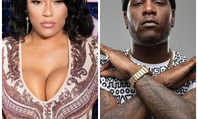 Burna Boy and Stefflon Don in new loved up video
