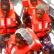 Navy rescues 2-month old baby, 11 others from drowning in Rivers