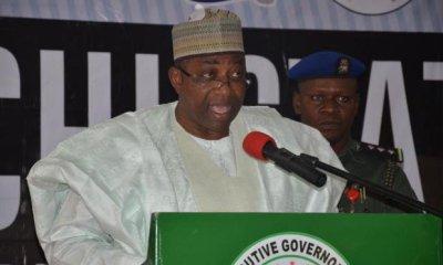 Gov. Abubakar's Commissioner for Finance resigns