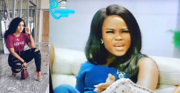 #BBNaija: I'm the most bitter woman in Nigeria – Cee-C boasts