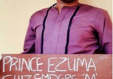 Gay pastor arrested for infecting underage boys with HIV in Lagos