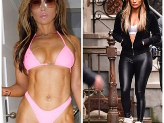Jennifer Lopez, 49, was been spotted on the set of her upcoming movie Hustlers in New York City.And Jennifer Lopez, looked phenomenal