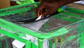 Lagos supplementary election