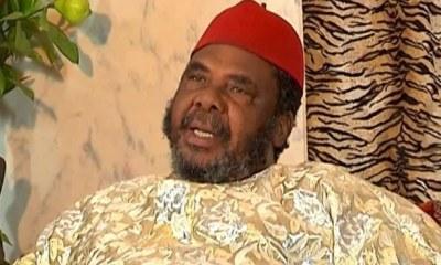 Pete Edochie celebrates 72nd birthday