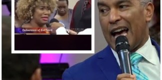 Pastor delivers beautiful Lady from oral sex (Photos/Video)