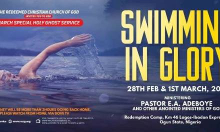 RCCG Holy Ghost Service March 2019 Live Broadcast