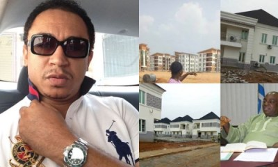 Daddy Freeze fires Oyedepo after he unveiled his Mega Real Estate