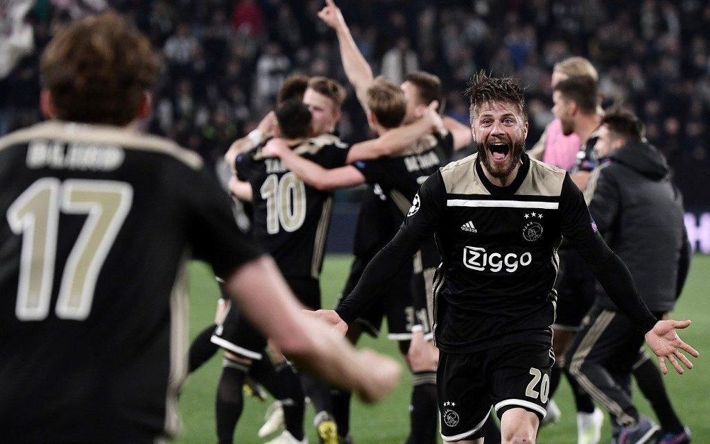 Ajax thrash Juventus, qualify for Champions League semis