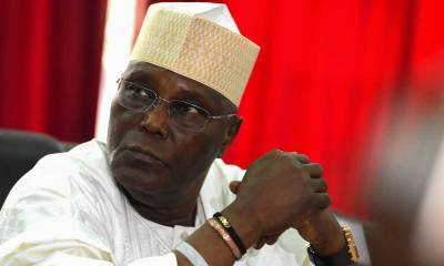 Supreme court strikes out Atiku and PDP's appeal