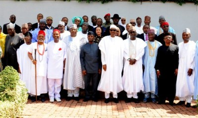 Buhari's cabinet