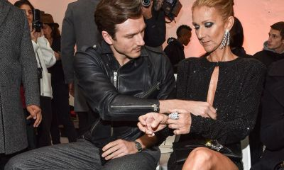 Celine Dion dating Pepe Munoz