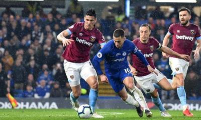 Chelsea 2-0 West Ham