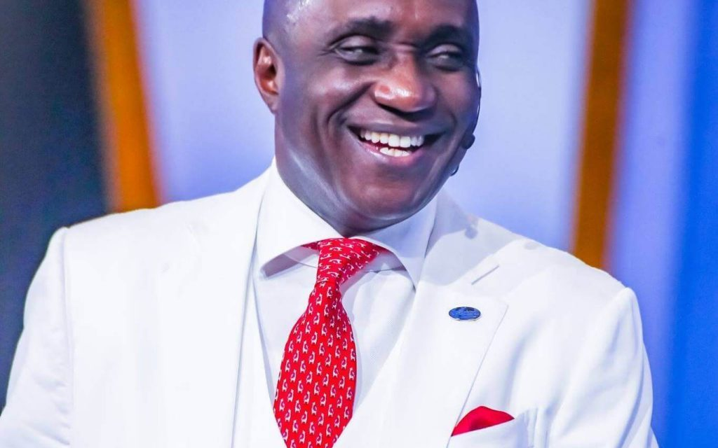 Salvation Ministries: Necessity of Self Development by Pastor David Ibiyeomie