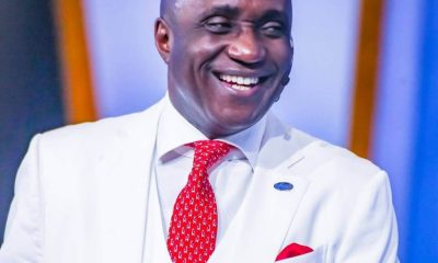 Pastor David Ibiyeomie - Righteousness Consciousness