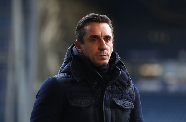 Gary Neville reveals who caused Man United's 4-0 defeat to Everton