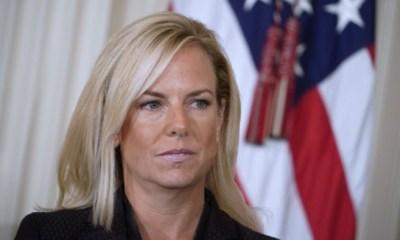Trump sacks Homeland Security chief Nielsen