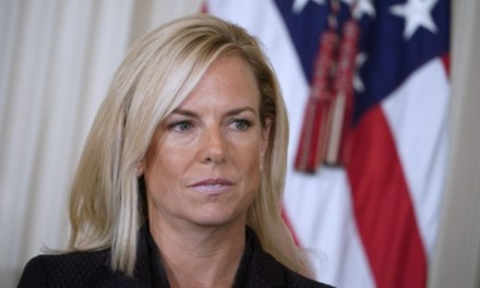 Trump sacks Homeland Security chief Nielsen