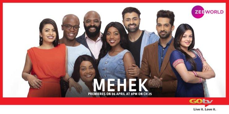 Mehek April 2019 Teasers - Zee World Series