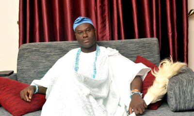 Ooni of Ife - Igbo Race