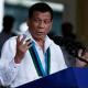 Philippine President Rodrigo Duterte penis