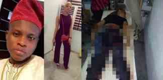 SARS officers allegedly kill lady, leave her boyfriend unconscious in Lagos