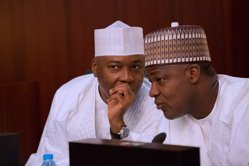 Court gives Saraki, Dogara five-day ultimatum to explain why they dumped APC for PDP