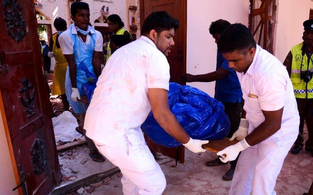 Death toll hits 207 in Sri Lanka Easter bomb blasts