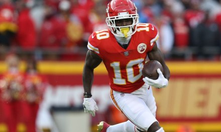 Disturbing Tyreek Hill audio leads to calls for his NFL banishment