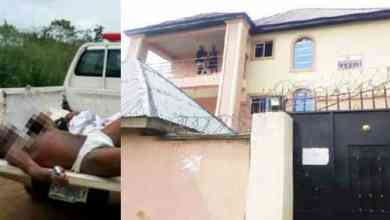 student who had romp with FUTO undergraduates