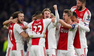 Ajax set to be crowned Dutch champions
