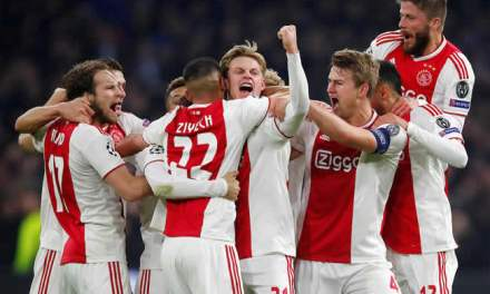 Ajax set to be crowned Dutch champions after PSV slip