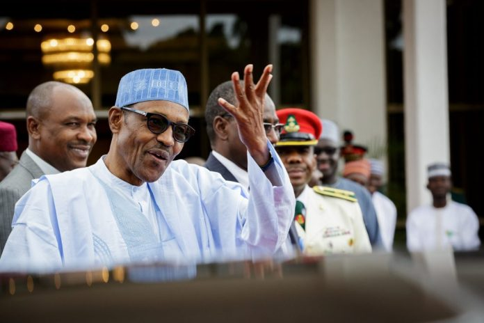 I will not fail Nigerians - President Buhari