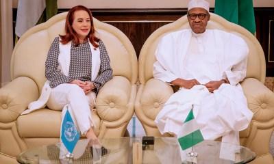 Buhari seeks UN support to rebuild IDPs camps