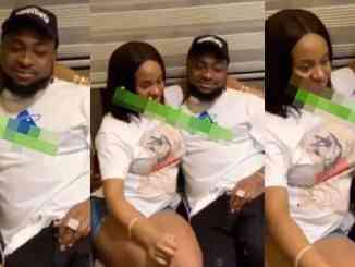 Davido and Chioma allegedly expecting their first child together