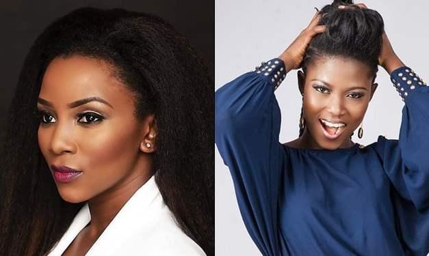 BBNaija's DebieRise celebrates Genevieve Nnaji