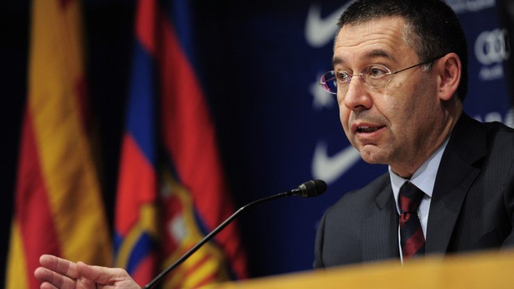 Barcelona President reveals who will manage club next season