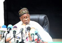 CNN trying to escape now – Lai Mohammed